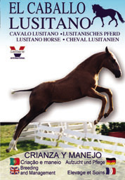 "CD1 ""THE LUSITANO HORSE COLLECTION"" Breeding and Management / Crianze y Manejo"
