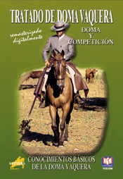 DOMA VAQUERA (the definitive series) DVD 1 - Basic understanding of Doma Vaquera (competition)