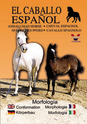 "DVD 1 ""THE SPANISH HORSE COLLECTION"" Conformation / El Caballo Espanol- morfologia"