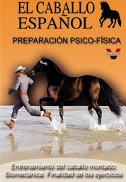 "DVD 4 ""THE SPANISH HOSE COLLECTION"" Preparation & Exercises - Preparacion psico-fisica"
