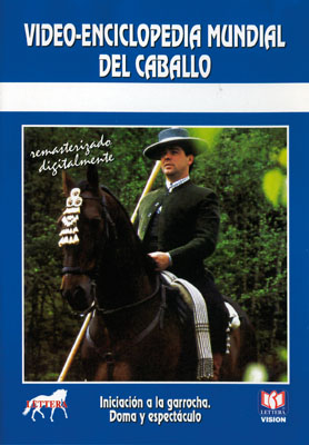 Instruction DVD regarding working with the Garrocha (in Spanish)